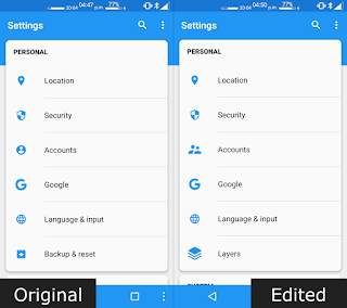 Settings Editor Pro v1.5b Full