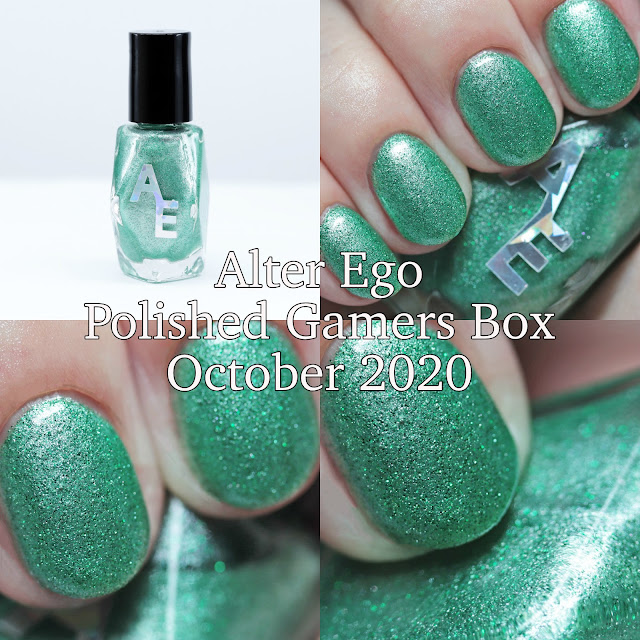 Alter Ego Nails Polished Gamers Box October 2020