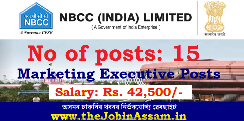 NBCC (India) Limited Recruitment 2020