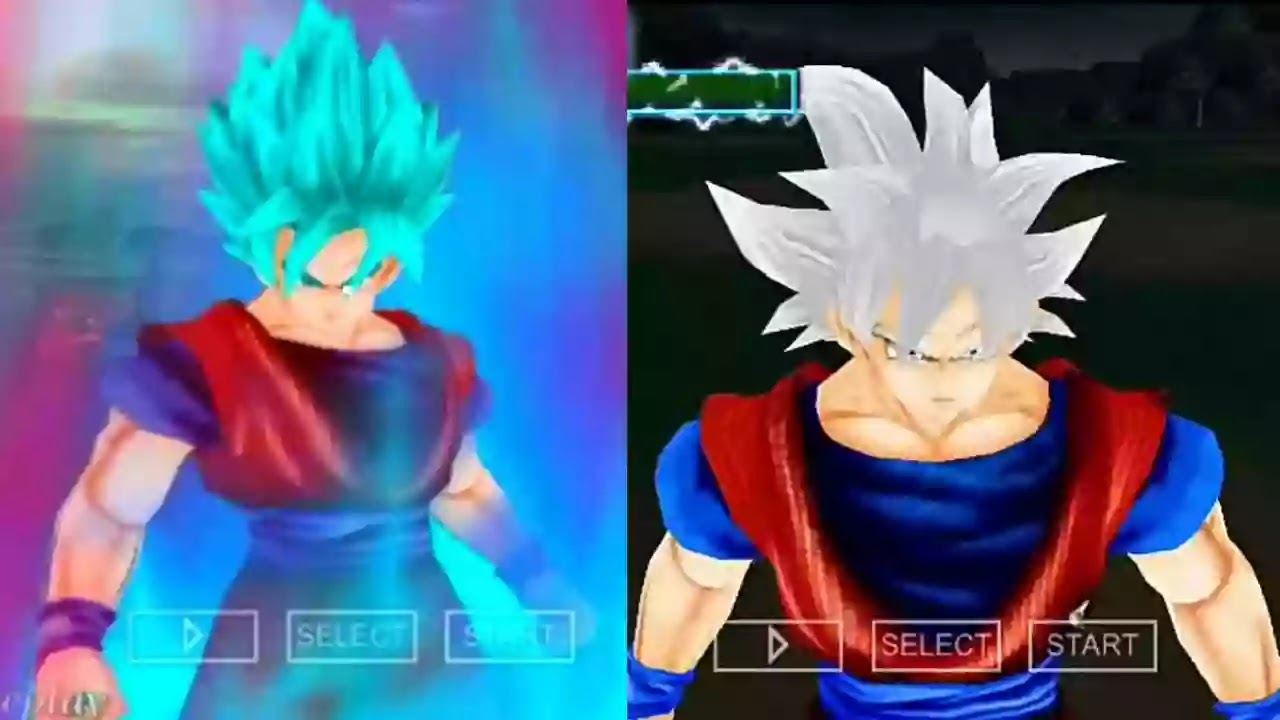 Goku Mastered Ultra Instinct HD Model
