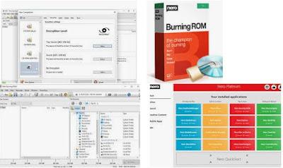 Download Nero Burning ROM 2021 v23.0.1.19 Free Software