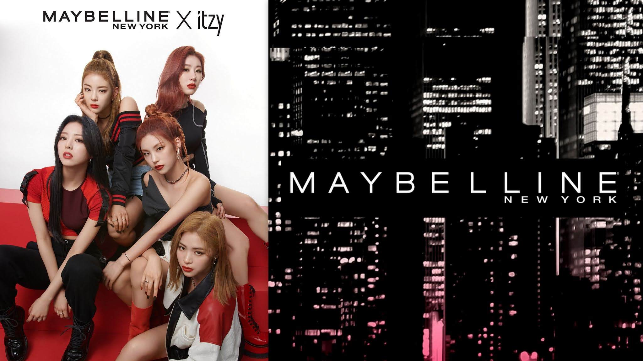 ITZY Becomes Global Brand Ambassador for Maybelline New York
