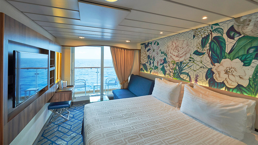 Balcony Stateroom Dream Cruises