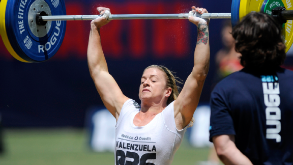 Stories to tell: Lindsey Valenzuela has risen to the top ...