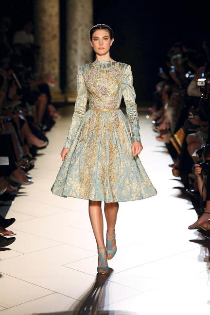 Increíbles looks de moda | Colección Elie Saab