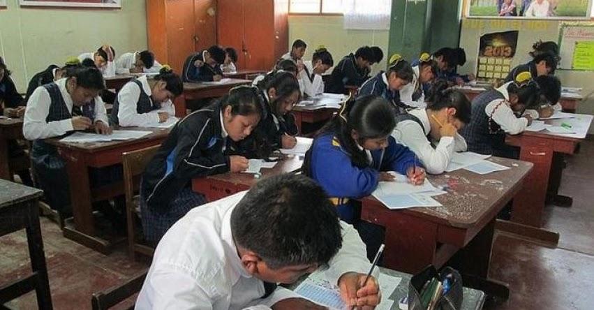 Tacna volvió a ocupar el primer lugar en Evaluación Censal de Estudiantes - ECE 2016