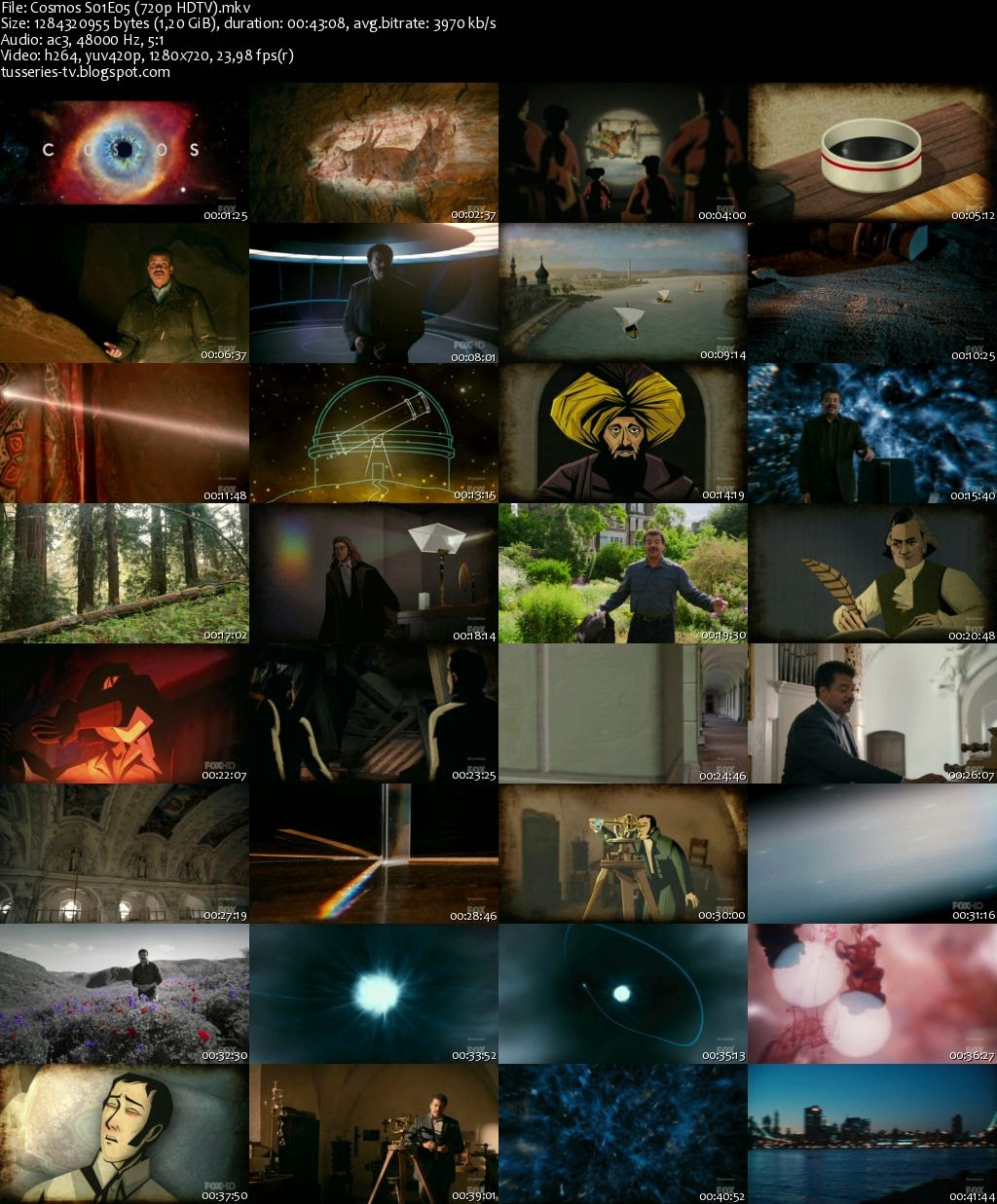 Cosmos a space odyssey S01e03