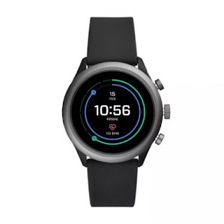 Fossil Sport Smartwatch Review