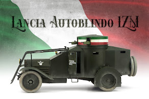 Build review Pt II: 1/35th scale Italian Armoured Car 1ZM from Copper State Models