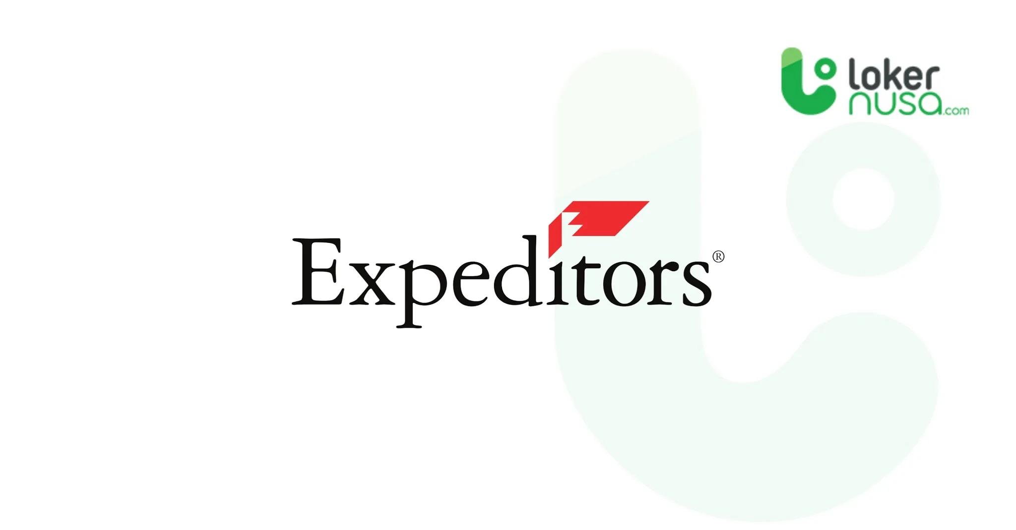 Lowongan Kerja Juli 2021 Expeditors
