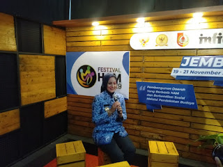 Pecahkan Rekor MURI, 5.000 Anak-anak Sambut Festival HAM 2019 Dengan Tarian Bajul Ijo