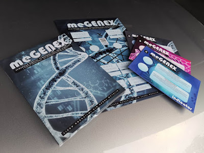 Dapatkan Kit MEGENEX, Inovasi P&P Pewarisan Genetik