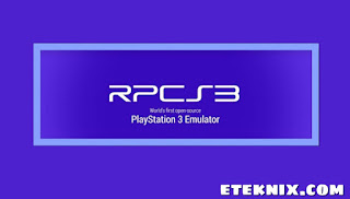 Rpcs3 emulator terbaik sepanjang masa