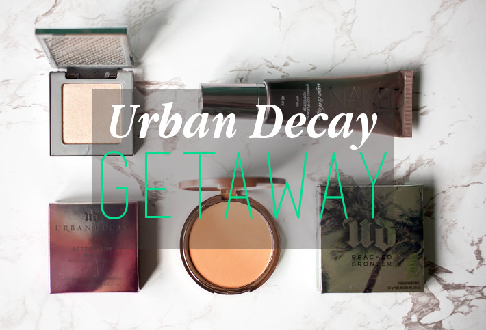 Beauty: Urban Decay summer 2016 collection review