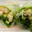 My Favorite Things: Vietnamese Salad Rolls with Two Dipping Sauces