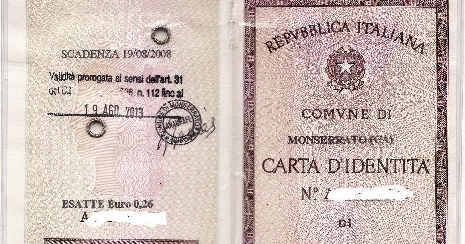 JavaJossi Carta d Identita
