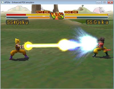 Download Dragon Ball GT Final Bout PS1 Terbaru