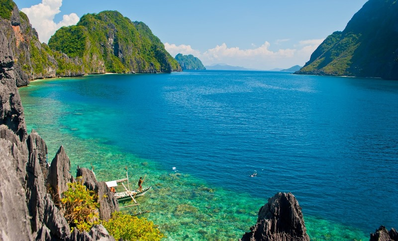 Beragam Cara Menuju 'Pulau Surga' Palawan FIlipina