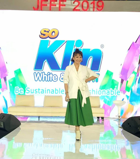 So Klin White And Bright Gerakkan Kampanye Be Sustainable, Be Fashionable Pelihara Lingkungan