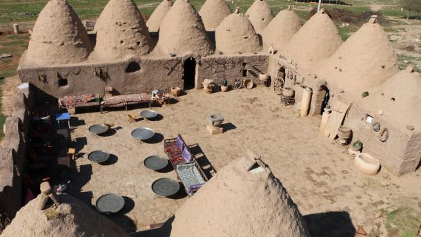 Harran, Kawasan Wisata Bersejarah di Turki