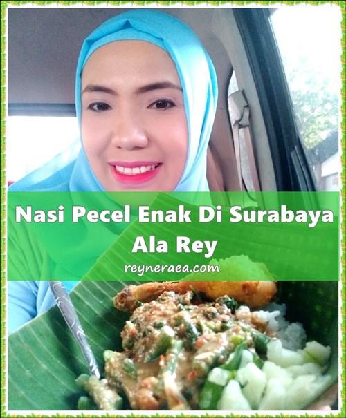 makanan enak di surabaya nasi pecel