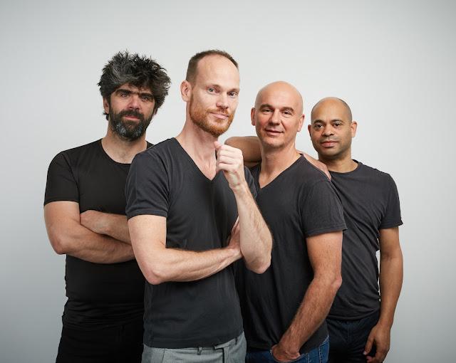 Thomas Grimmonprez Quartet Big Wheel - Blog La Muzic de Lady