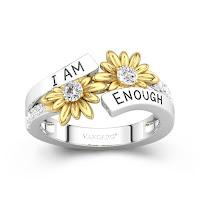 vancaro i am enough ring