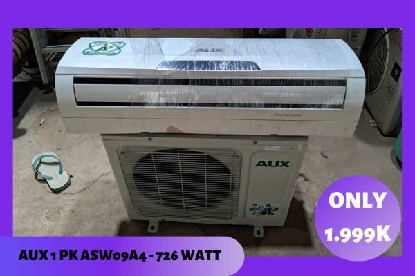 AUX 1 PK Low Watt Gratis Pemasangan Semarang