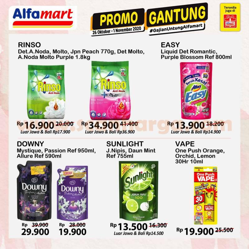 Alfamart GANTUNG Promo Gajian Untung 26 Oktober - 1 November 2020 14