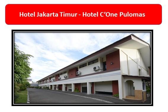 Hotel C'One Pulomas