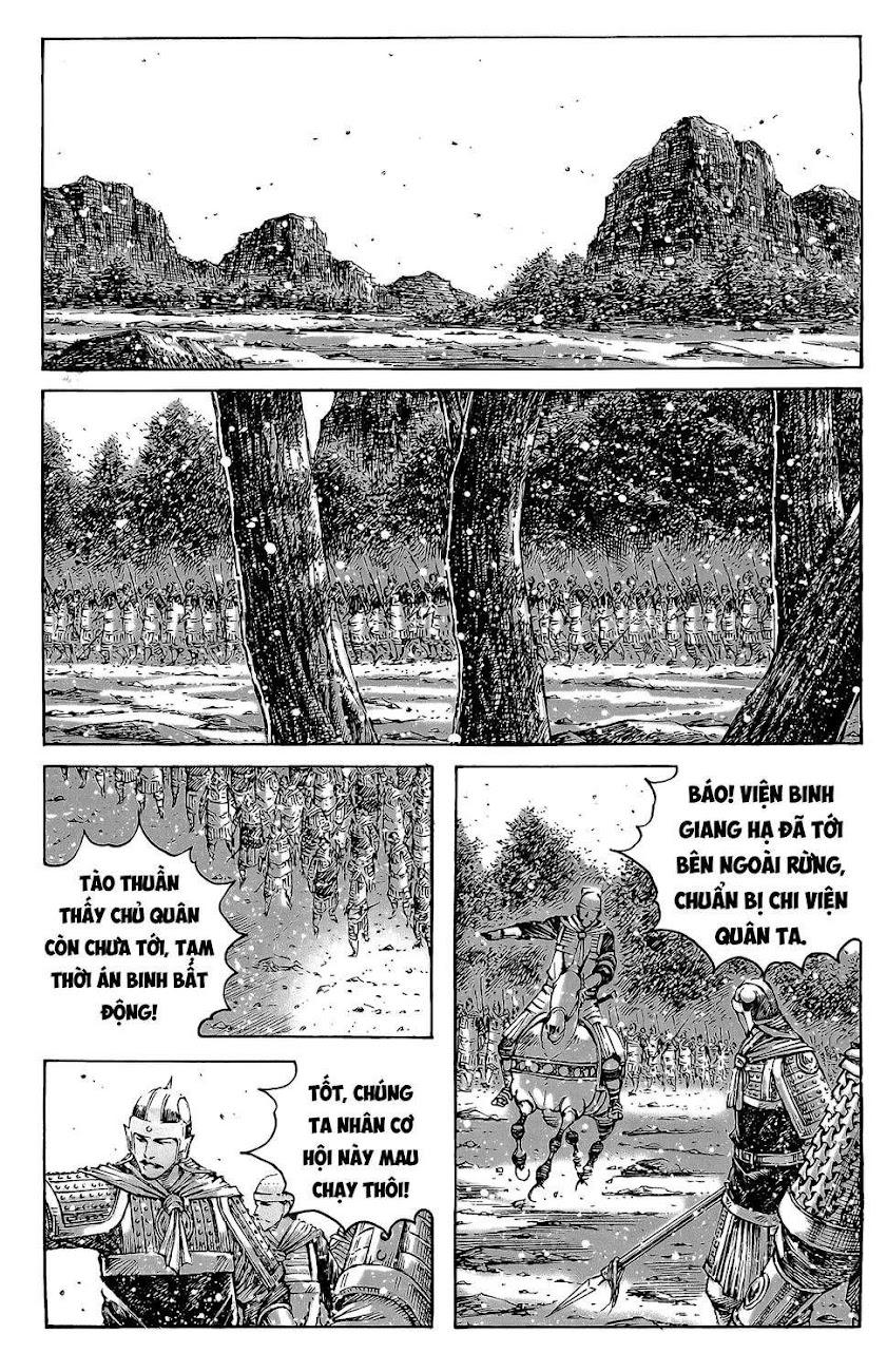 Hỏa phụng liêu nguyên Chương 394: Bất chiến khuất nhân [Remake] trang 1