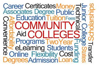 Community College Advantages