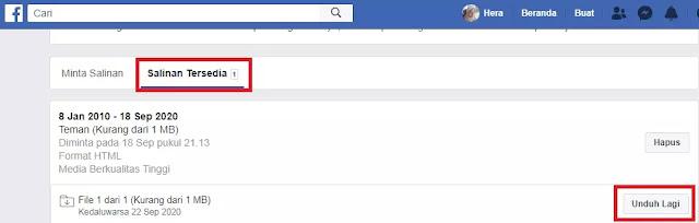 Cara Impor Kontak Facebook ke Gmail-4