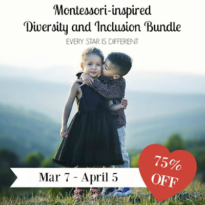 Montessori-inspired Diversity and Inclusion Bundle