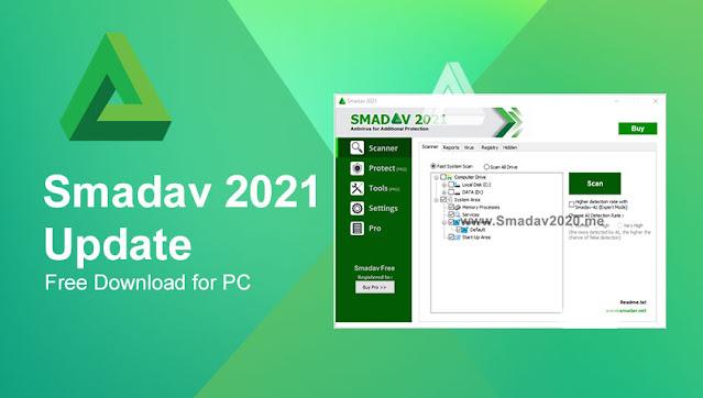Smadav 2021 Update Free Download
