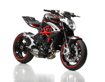 Brutale Diablo 800 ... MV Agusta cooperation and Tyres Pirelli