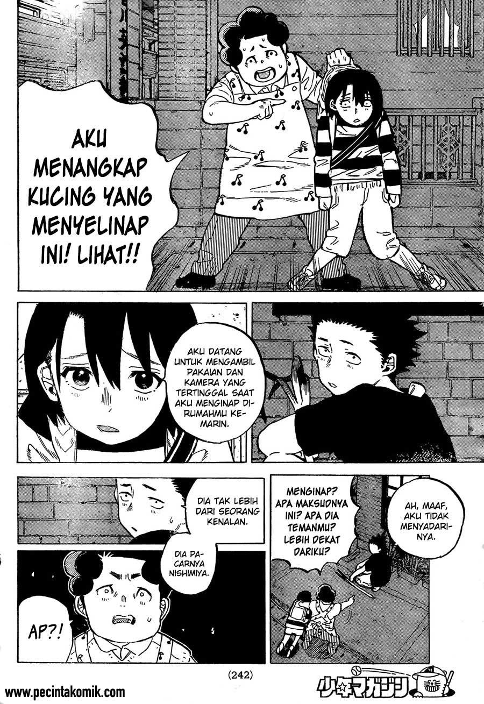 Koe no Katachi Chapter 14-6