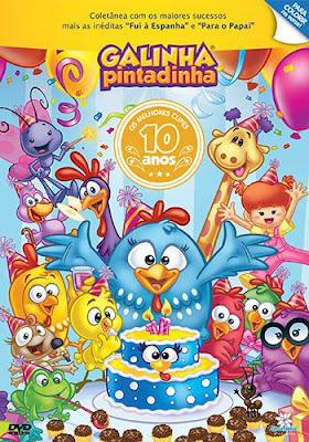 Download Galinha Pintadinha : 10 Anos Grátis