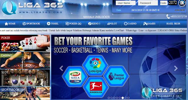 Bagus365 Menjadi Situs Bola Online Terbaik Sampai Saat Ini