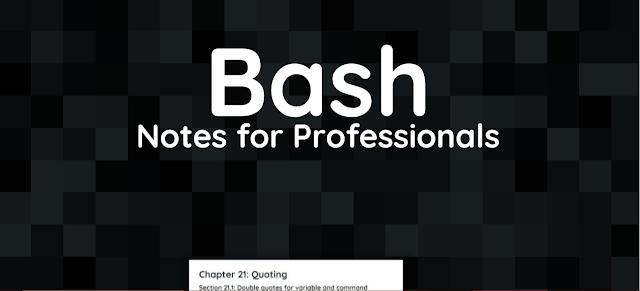 download bash programming pdf notes and book for free, download advance programming book