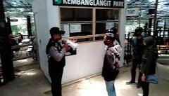 Putus Rantai Penyebaran Covid-19 di Blado ,TNI-POLRI Gelar Operasi Yustisi