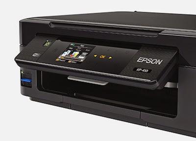 Epson XP 310 printer Resetter