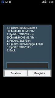 Cara Daftar Internet 8GB Telkomsel Terbaru