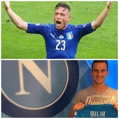 Um pouco da pré-temporada do Napoli 16-17