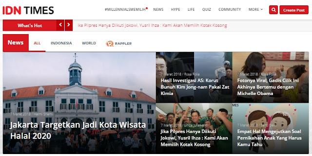 IDN Times, Lebih Dari Portal Berita Biasa