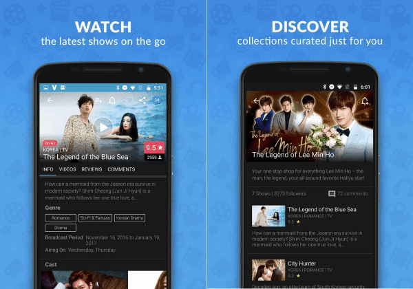 Nonton Drama Korea di Android Viki: Korean Drama, Movies & Asian TV
