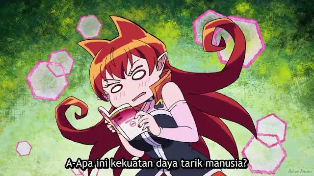 Mairimashita! Iruma-kun Episode 06 Subtitle Indonesia