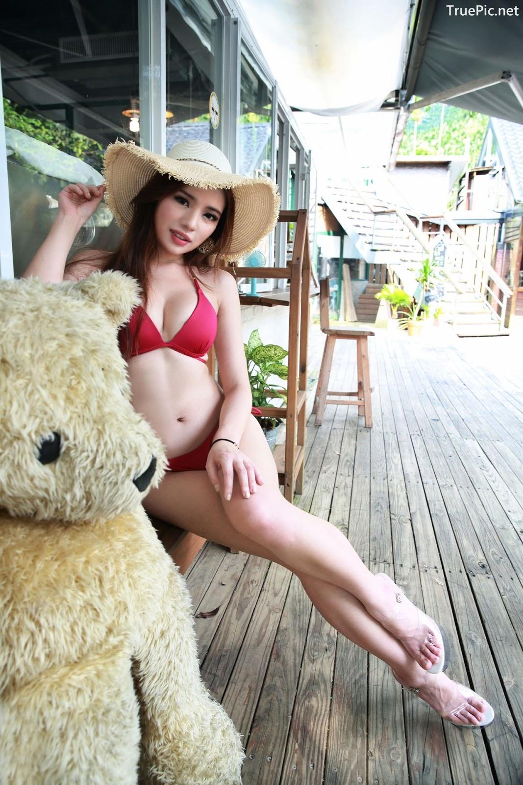 Image-Taiwanese-Model-Kiki-謝立琪-Lovely-And-Beautiful-Bikini-Girl-TruePic.net- Picture-7
