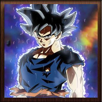 Dragon Ball Super Goku Concentration - Avatar en HD