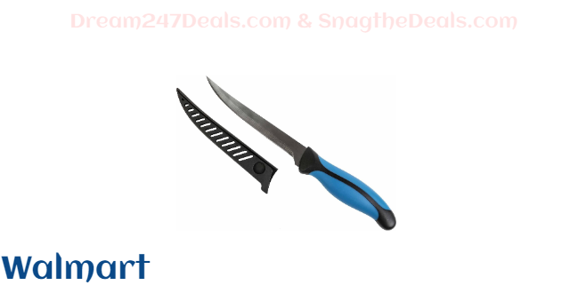 "Ozark Trail Fillet Knife, 6"" ONLY $2.97"